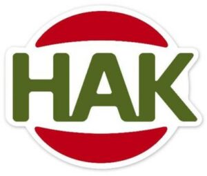 Product handling for HAK