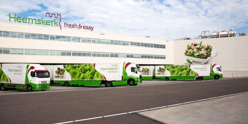 Heemskerk fresh easy