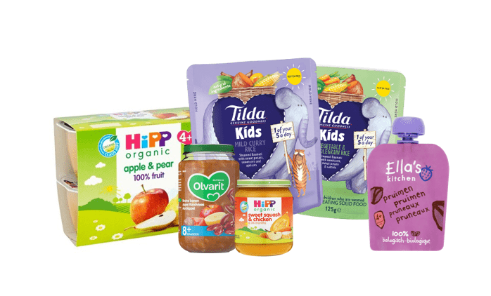 Baby Food production lines